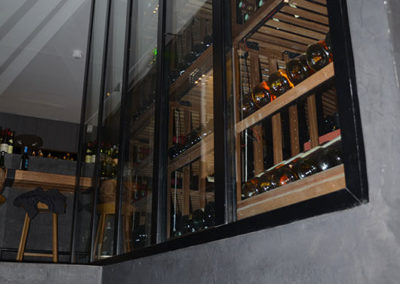 Cave Restaurant Garence Paris
