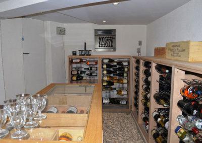 Cave 78 Maisons Laffitte signé Grappatech